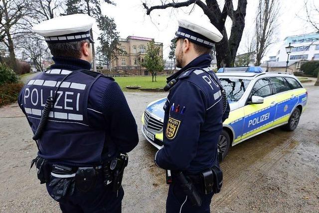 Vergewaltigung im Freiburger Colombipark: Ermittler suchen Zeugen