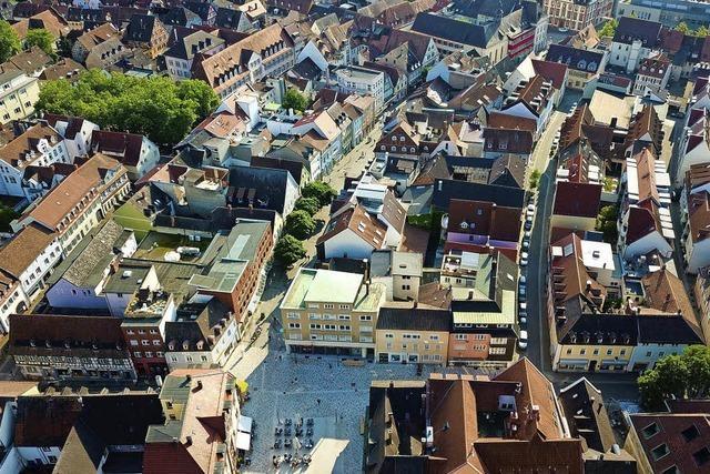 Freiheit und Heimat in Offenburg