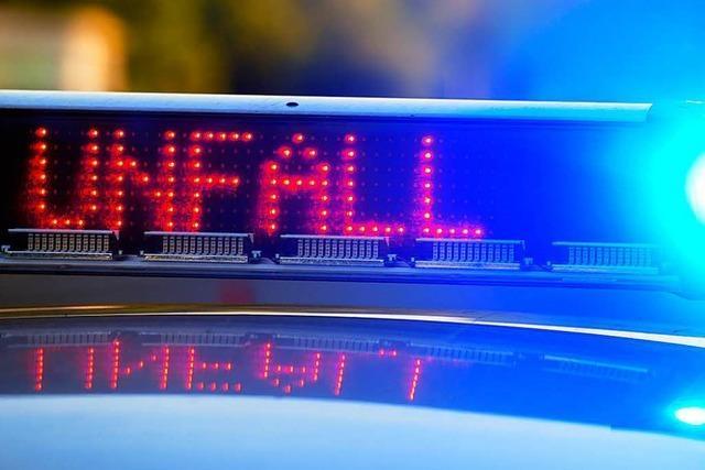 Motorradfahrer nach Unfall in Freiburg im Krankenhaus verstorben