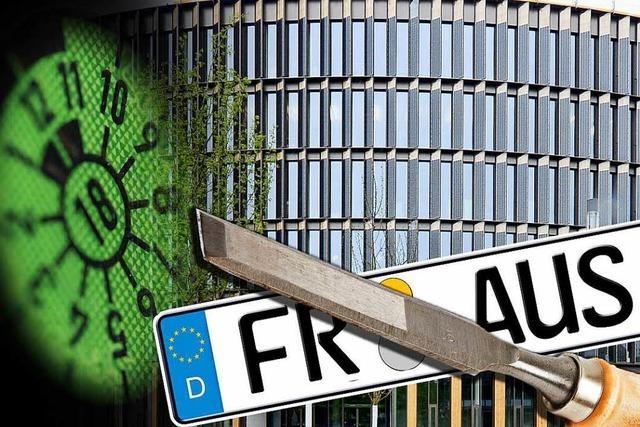 2000 Besitzern von VW- und Audi-Dieseln im Südwesten droht Stilllegung