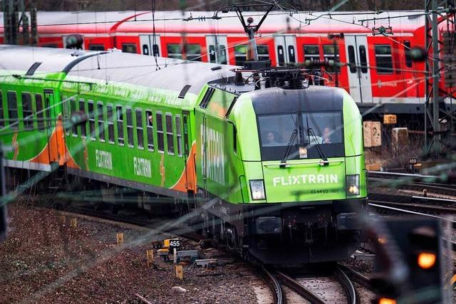 Bahn-Konkurrent Flixtrain lässt mehr Züge fahren – auch von Stuttgart nach Berlin