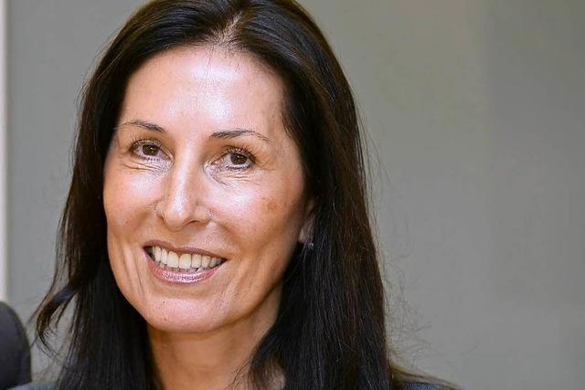 Helga Mayer-Salomon wechselt aus dem Oberbürgermeisterbüro ins Baudezernat