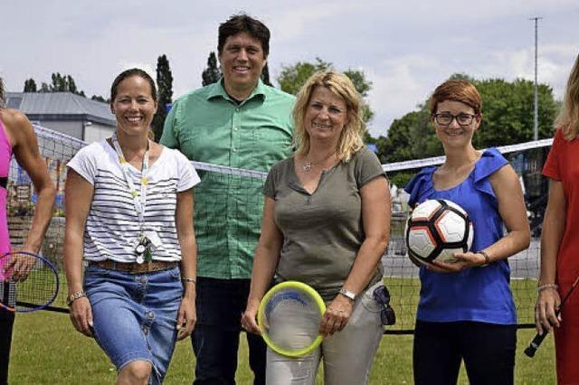 Ein Sportfest für Kinder
