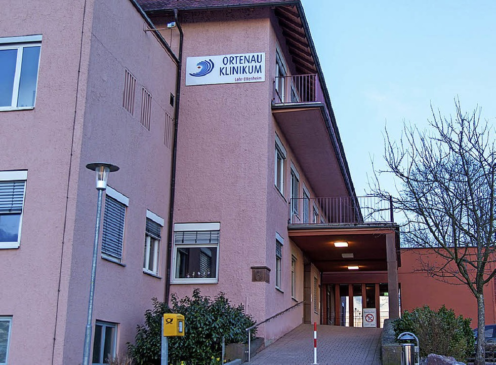 Doch keine Trutzburg? Das Krankenhaus Ettenheim steht vor dem Aus.  | Foto: Olaf MIchel