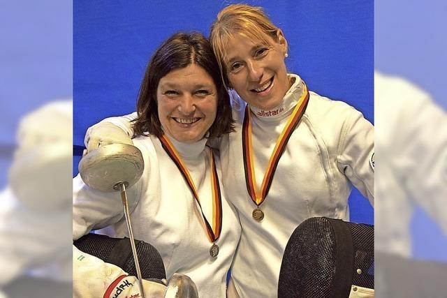 Waldkircher Duo treffsicher