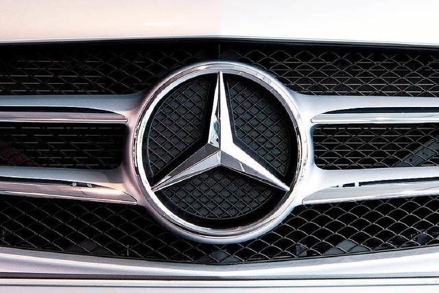 Software-Update für Daimler-Diesel wird wohl Monate dauern