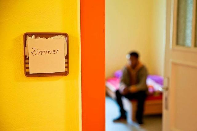 Junge Flüchtlinge: Alter soll an einem Tag bestimmt werden