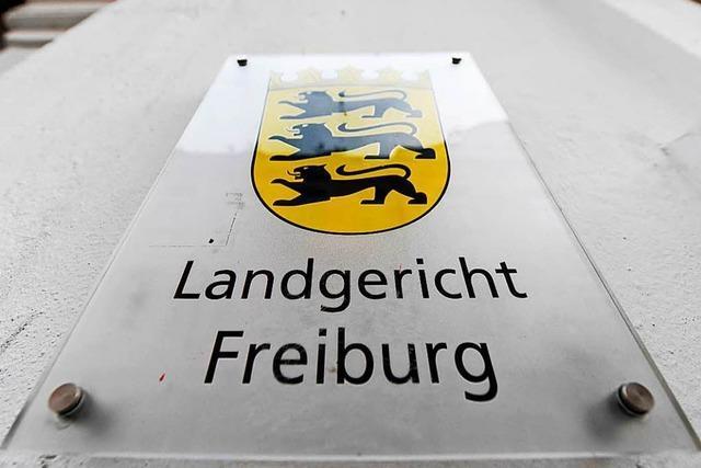 Wie lange die Verfahren am Landgericht Freiburg dauern, ist im Vorfeld oft schwer zu kalkulieren