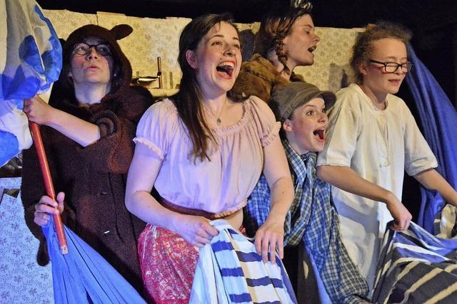 Junges Theater spielt in Lörrach