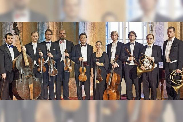 Concilium Musicum Wien in St. Blasien