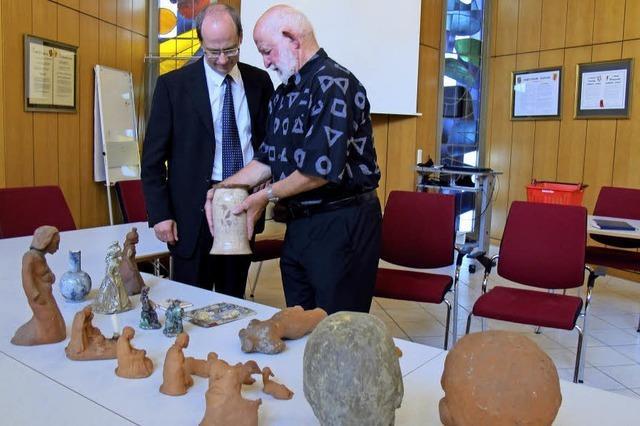 Nachlass von Bampi-Schülerin bereichert den Fundus des Museums