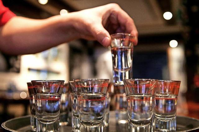 Alkohol-Testkauf: