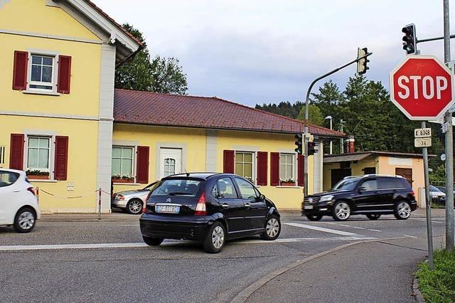 Blinklicht soll Sicherheit für Fußgänger erhöhen