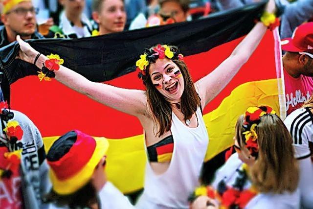 Kurz gemeldet: WM-Gaudi in Niedertegernau