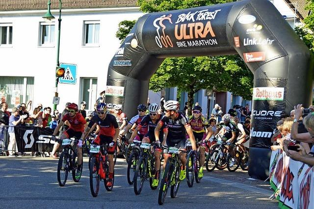 Ultra-Bike feiert 20. Geburtstag