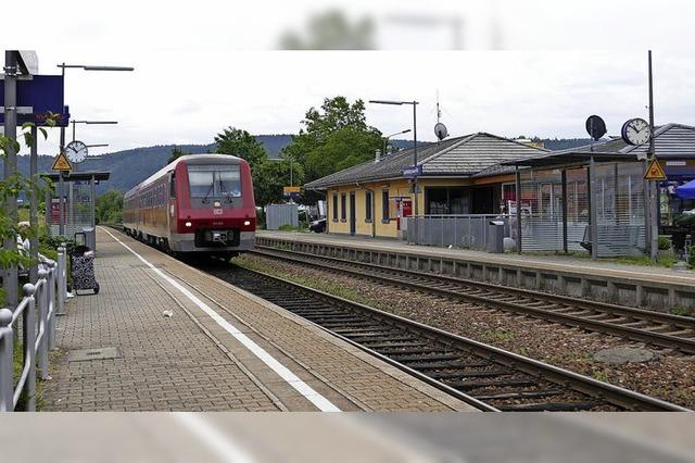 Als August Fricker den Zug halten ließ
