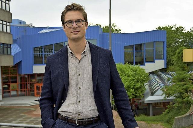 Der Literaturwissenschaftler Nicolas Detering analysiert in der Samstagsuni die Europa-Literatur