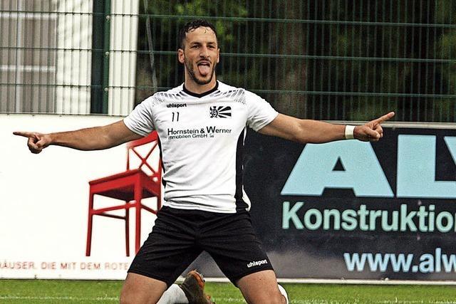 Nullacht-Reserve vor dem Sprung in die Verbandsliga