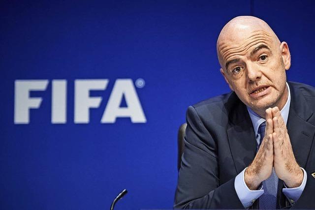 Korruption und Vetternwirtschaft: Die dunklen Seiten der WM