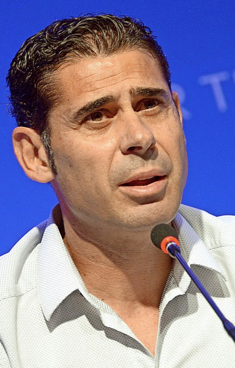 Fernando Hierro  | Foto: dpa