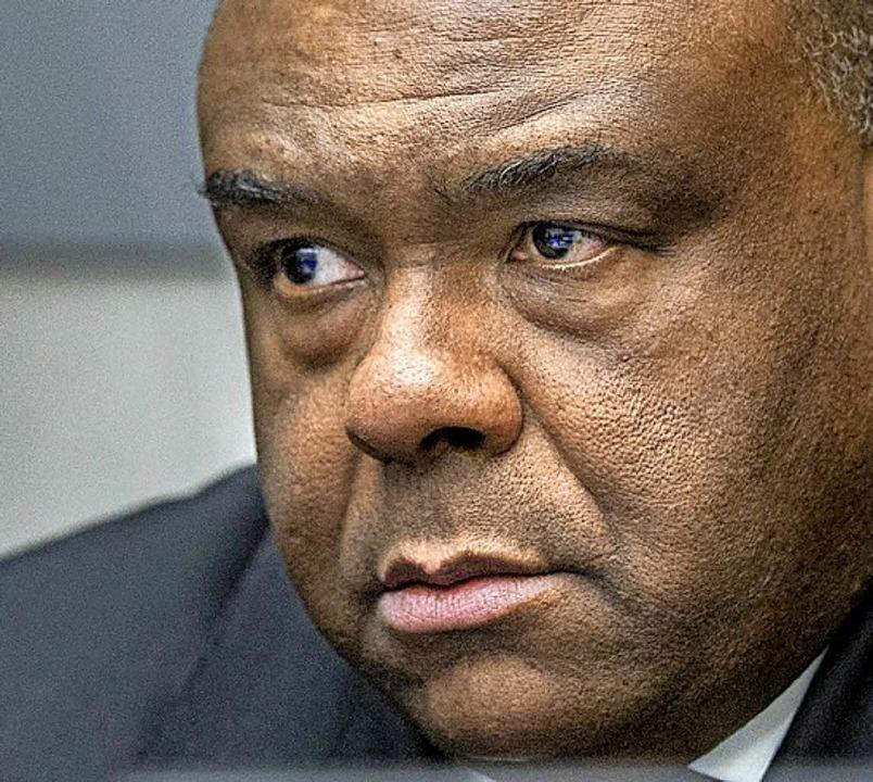 Jean-Pierre Bemba     Foto: DPA