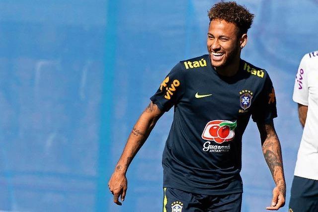 Neymar: 1:7 gegen Deutschland wäre mit mir nicht passiert