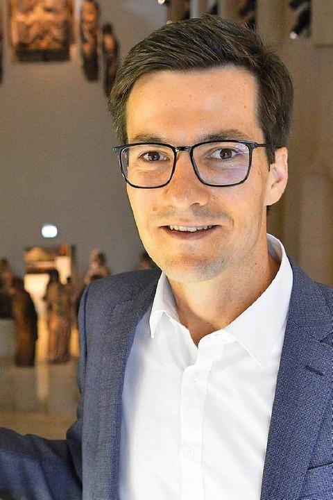 Martin Horn ist erstmal nur Amtsverweser, nicht Oberbürgermeister.  | Foto: Michael Bamberger