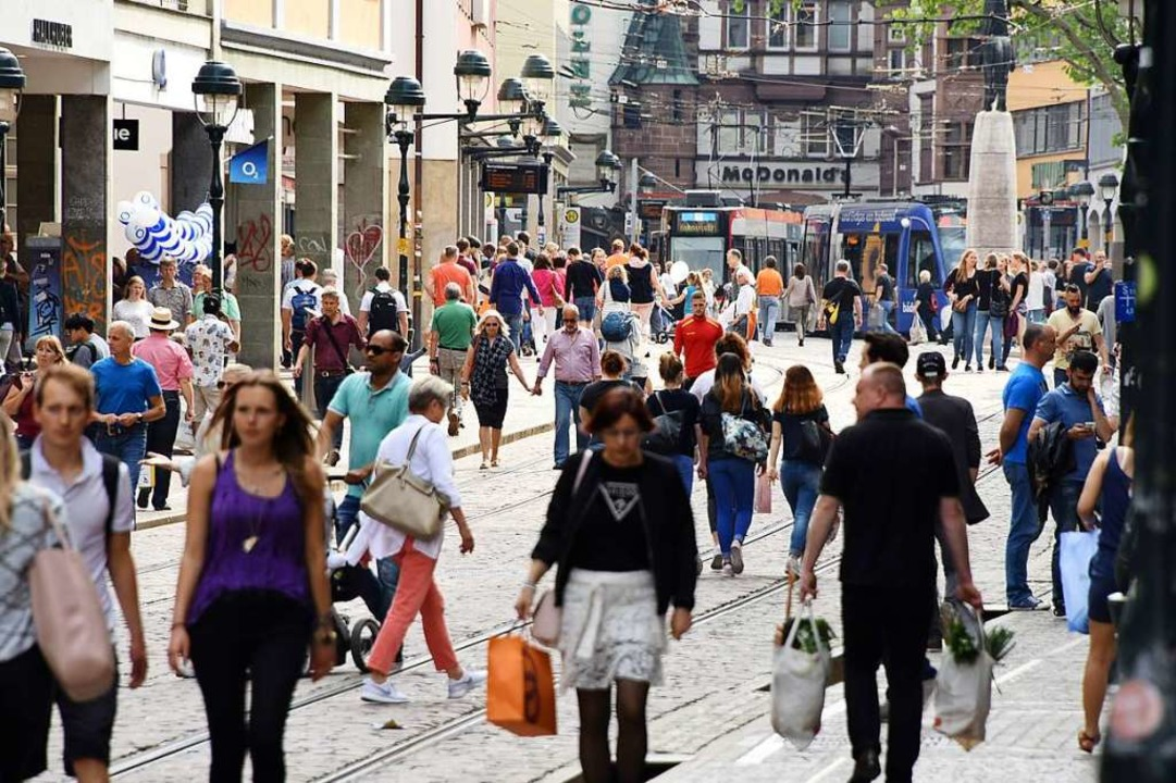 Die KaJo am Megasamstag im Mai. &#8222...sler-Koslar vom Lokalverein Innenstadt  | Foto: Rita Eggstein