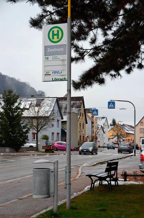 Notbremsung: Ein Fahrgast verletzt sic...ach Weil am Rhein leicht (Symbolbild).  | Foto: Nikolaus Trenz