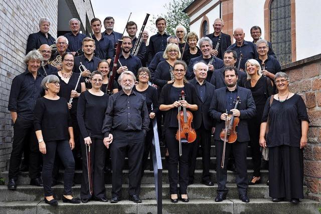 Kammerorchester Ettenheim mit Werken von Beethoven, Mozart und Grieg
