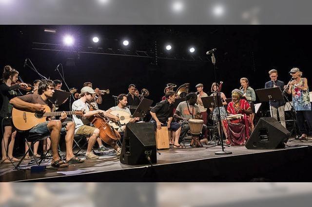 Heim- und Fluchtorchester imn Waldkirch