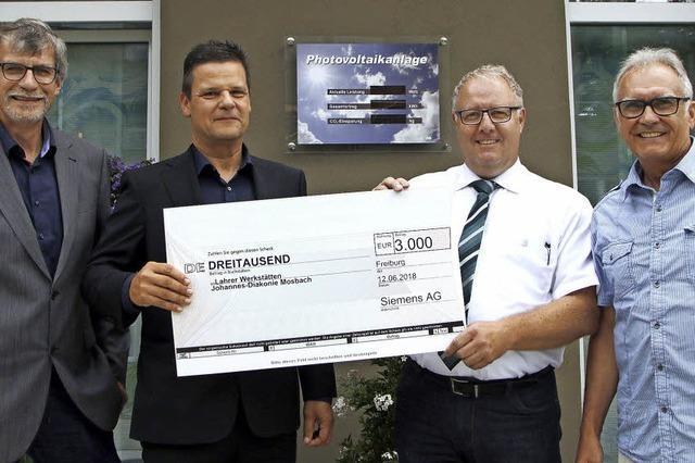 Solaranlage ist finanziert