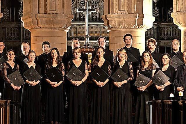 Tenebrae Choir aus London und Cellist Ivan Monighetti gestalten am Samstag, 16. Juni, Münsterkonzert in Bad Säckingen