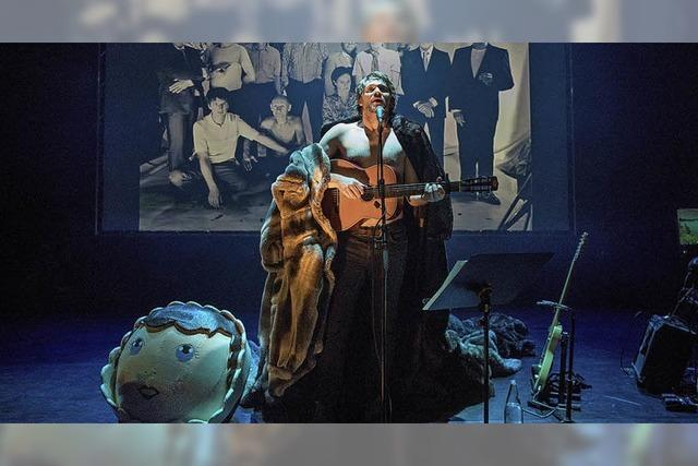 Theater im Marienbad zeigt Karandash aus Belgien