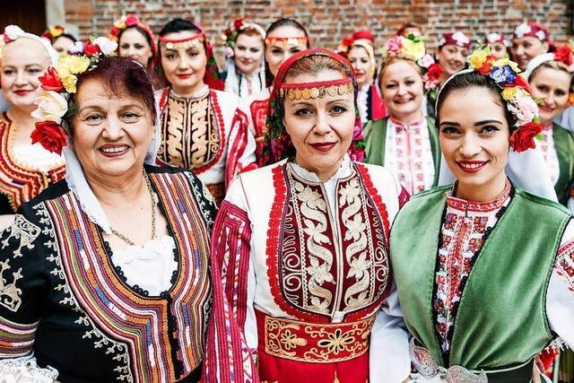 Le Mystère des Voix Bulgares: Die betörenden Stimmen sind zurück