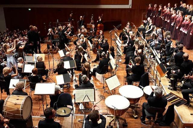 Ein Heimspiel im Spielrausch: Konzert zum 30. Geburtstag