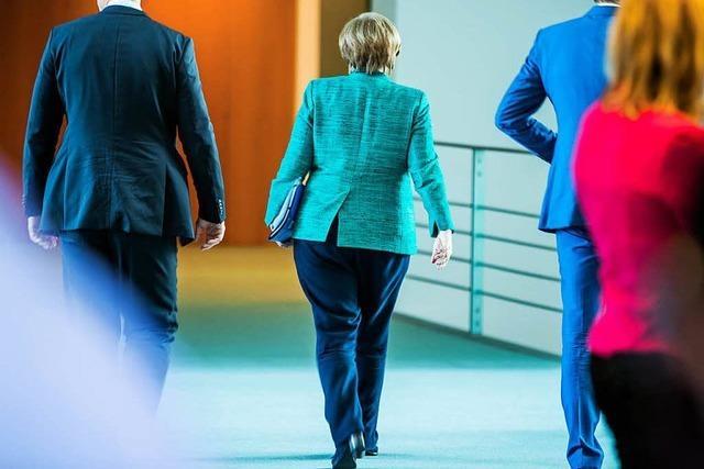Der Asylstreit in der Union könnte Merkels Endspiel sein