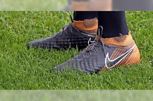 Nike brüskiert die Iraner