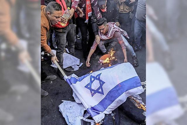 BZ-INFO: Judenhass der Muslime