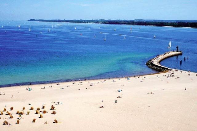 Genießen Sie einen Ostsee-Kurzurlaub in Travemünde!