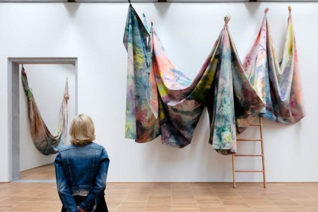 Die Kunst und der Jazz: Theaster Gates und Sam Gilliam in Basel