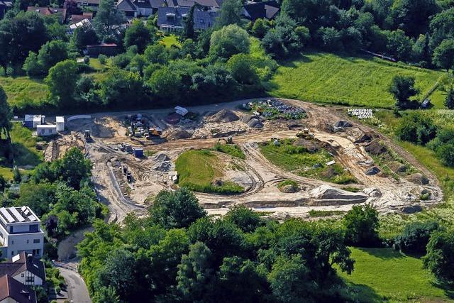 Baugebiet Klein-Münchberg