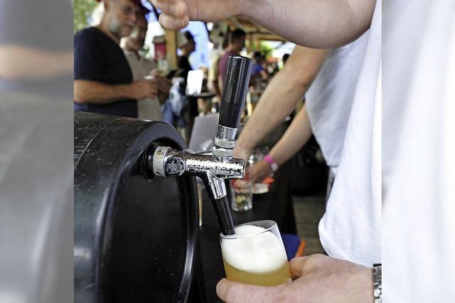 Bier und Foodtrucks am 16. Juni in der Haslacher Straße