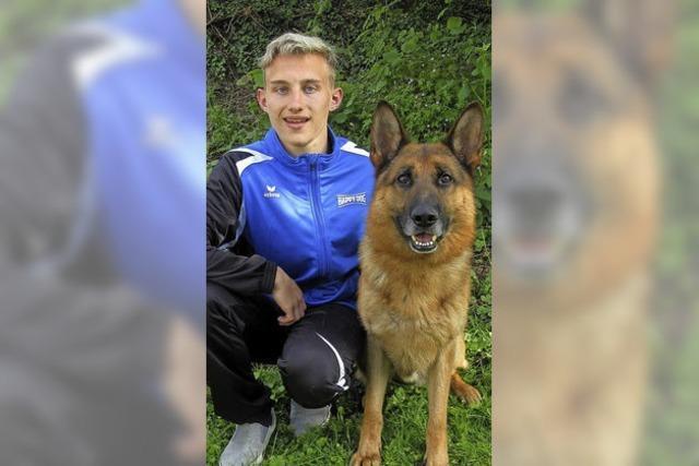 Mit dem Hund zur WM