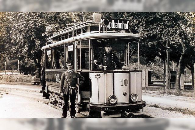 Vistatour lädt am 16. Juni zur Tramfahrt ein