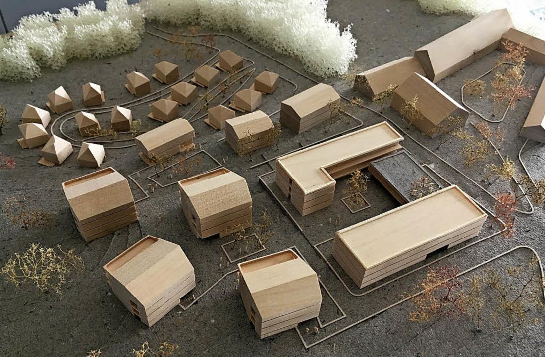 Das Ergebnis der Einarbeitung und Umse...ktes am Bodenacker wurden modifiziert.  | Foto: Ganter Property Development
