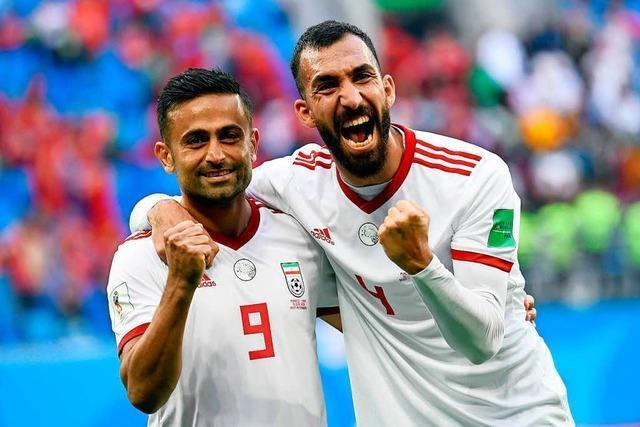 Last-Minute-Sieg für Iran: 1:0 gegen Marokko
