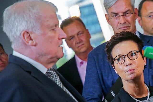 Innenminister Seehofer entlässt Bamf-Chefin Cordt