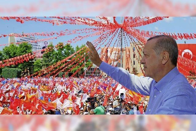 Erdogan muss die Opposition fürchten