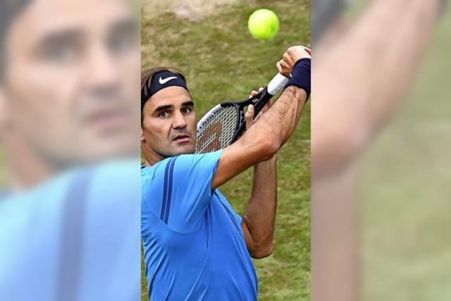 Das Halbfinale ist für Federer ein Endspiel